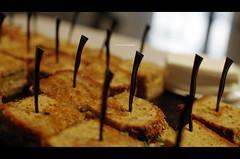 Lunch Break: Sandwiches (Iker Merodio | Photography) Tags: world food art lunch break pentax country sigma palace sandwich bilbao congress views bizkaia basque euskadi euskalduna 30mm biscay k50 jauregia begira mundura