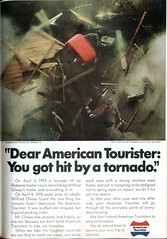 1975 American Tourister Advertisement Readers Digest November 1975 (SenseiAlan) Tags: november advertisement american 1975 digest readers tourister