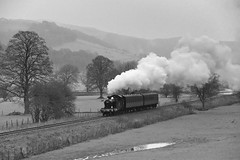 The Local (Arvor Photography) Tags: wales track transport railways llangollen coaches riverdee llangollenrailway steamlocomotive 2016 denbighshire preservedrailway 262t deevalley carrog 4566 standardgauge heritagerailway corwen darylhutchinson 4500class arvorphotography coachsete43182e46130 kingscrossinnersuburbancoac kingscrossinnersuburbancoaches