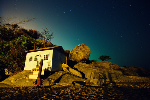 Little House on the Rocks