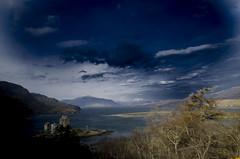 DSC_9362 (gfergus) Tags: castle clouds scotland loch eilean donan dornie scottishhighlands westcoastscotland durich
