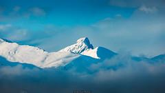 06032016-IMG_0972 (Nicola Pezzoli) Tags: blue sunset sky mountain snow nature clouds landscape spring zoom peak val orobie bergamo canale seriana