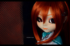Rei | Pullip Arietta Custom (Kumo~Milk^^) Tags: anime doll eyelashes manga makeup wig groove gloss pullip custom rei hotd eyechips junplanning arietta rewigged obistu rechipped reimiyamoto highschoolofthedead
