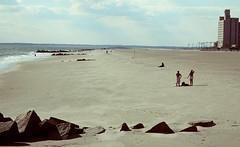 Coney Island (Sofia Podest) Tags: new york sea people beach landscape island seaside sofia coney podest zobeide
