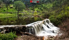 Ro Becedas | Hoyo de Pinares | vila (alrojo09) Tags: ro spain agua seda vila filtro castillaylen cascadas nd8 becedas alrojo09