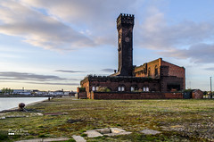 Central Hydraulic Tower (Paul's Picx) Tags: tower architecture docks birkenhead float wirral westfloat eastfloat