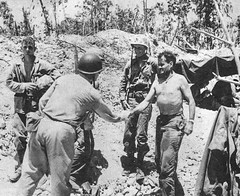 'Chesty' Puller at Peleliu (Peer Into The Past) Tags: history usmc wwii ww2 marines admiral usnavy marinecorps 1944 semperfi peleliu chestypuller 1stmarines peerintothepast
