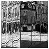 110/366 Warped Reality (Sarah*Rose) Tags: reflections mirror streetphotography warped aberdeen pavilion castlegate