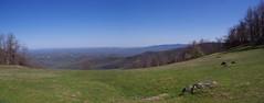 Blue Ridge Parkway panorama (InnAtElmwood) Tags: panorama landscape geotagged virginia pentax pano vista blueridgeparkway pentaxkr patrickva