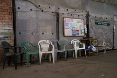 Chairs (clogette) Tags: england bristol boat chairs unitedkingdom gb harbourside brunel underfallyard igersbristol igersmeetvisitbristol