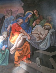 20100331Oberzeiring Kavarienberg (rerednaw_at) Tags: steiermark christus kapelle kalvarienberg oberzeiring grablegung