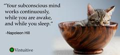 The Mind is Awake (Vintuitive) Tags: sleep mind awake subconscious