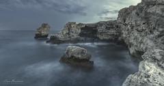 Black Sea/ Bulgaria (ilian_bozhanov) Tags: sunset sea nature landscape coast landscapes long exposure breath dream wave taking tylenovo