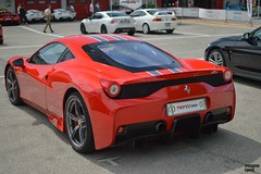 Red Speciale (Beyond Speed) Tags: red italy ferrari v8 speciale supercars automobili imola 458