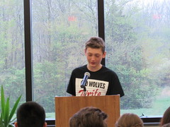 IMG_3739 (mosaic36) Tags: red college early slam poetry write wolves 2016 ecpa