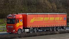 D - Hein DAF XF 106 SSC (BonsaiTruck) Tags: truck 106 lorry camion trucks hein lastwagen daf lorries lkw xf lastzug
