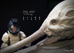 SPACEJOCKEY29 (sith_fire30) Tags: sculpture set century movie scott design ellen allen action space alien egg aves ripley silo jockey fox figure hr custom engineer dayton 20th 79 giger prometheus facehugger sculpt ridley nostromo fixit chestburster