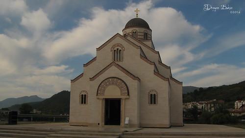 Crkva Svetog Cara  Lazara Andrićgrad