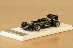 Lotus 97T Renault - Ayrton Senna (p.longoni) Tags: scale model hand lotus renault kits senna built 143 ayrton 97t tameo