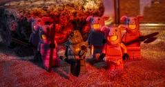 Jabba's (a bit weird) elite (BrickSev) Tags: original sea guy toy toys photography star pig starwars sand desert lego space dune guard indoor scifi jabba series parody sciencefiction wars 12 guards legostarwars tabletop trilogy tatooine hutt minifigure starwarsparody minifigures toyphotography gamorrean gamorreans series12 originaltrilogy legoparody legophotography