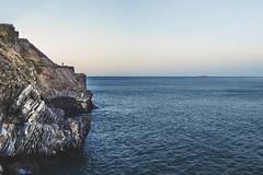 Deep Blue (jairo_dominguez) Tags: nature azul mar paisaje euskadi acantilado horizonte deepblue naturelovers cantabrico muskiz skylovers pobea vsco vscocam deppblue vscospain vscoespaa