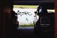 #40 ((aiche)) Tags: summer white car dead garage rip acadian chevette
