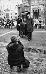 20151229_154632 (gabrielpsarras) Tags: street musician music outdoors photo downtown photoshoot snapshot athens player greece shooting shooter barrelorgan kapnikarea