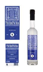 tschatscha wine label (suzy_yes) Tags: winelabel ©mariazaikina graphicdesign weinetiketten georgianwine packaging verpackung bottle ჭაჭა chacha brandy grappa чача labeldesign