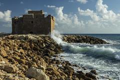 Paphos Castle (Thomas Mülchi) Tags: cyprus 2015 paphoscastle