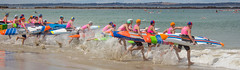 IMG_0627 (tiggertrouble) Tags: life panorama beach swim boards surf pano paddle splash savers speedos lifesavers surflifesavers