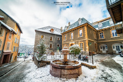 Brianon (Chiara Salvadori) Tags: christmas street city travel winter snow france mountains alps building nature architecture landscape town downtown village fort medieval fortification montgenevre briancon hautesalpes monginevro chiarasalvadori