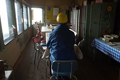 * (elisachris) Tags: factory fabrik rest worker pause brandenburg industrie ricohgr arbeiter industriekultur industrialculture