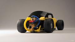 Ctrico de Mxico _05 (_Tiler) Tags: hot car sport vw race racecar volkswagen lego vehicle rod autoracing volksrod