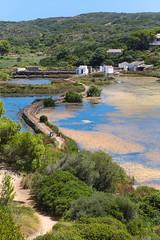 s'Albufera des Grau (caropho) Tags: summer canon spain menorca spanien baleares mahon balearen albufera balearischeinseln