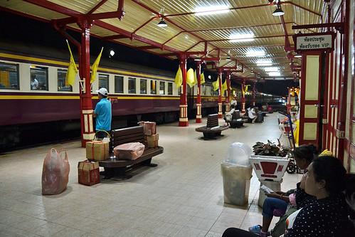 Hua Hin Railway Station