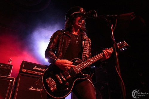 L.A. Guns - February 5, 2016 - Hard Rock Hotel & Casino Sioux City