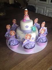 Sophia Cake by Brandi, Northern Utah, www.birthdaycakes4free.com