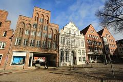 Lubeck (bennychun) Tags: ice church germany gate europe gothic queen tor hbf lubeck league burg holstentor deutsche hanseatic