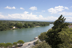 View from Rocher des Doms (rfzappala) Tags: france europe view des avignon rocher languedoc doms 2015