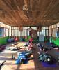 "Sivananda Yoga Class <a style=""margin-left:10px; font-size:0.8em;"" href=""http://www.flickr.com/photos/63427881@N08/25195163054/"" target=""_blank"">@flickr</a>"