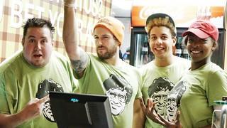 Smoke's Burritorie Staff