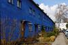 Berlin Britz - Nachbarschaft der Hufeisensiedlung (micharl_be) Tags: architektur farbe weltkulturerbe brunotaut wohnungsbau martinwagner 20erjahre hufeisensiedlung farbkonzept