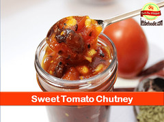 Sweet_Tomato_Chutney (letsbefoodiee) Tags: cooking breakfast dinner recipe lunch indian puff desserts brunch sweets snacks recipes teatime momos khana maincourse mithai nashta eveneingsnacks