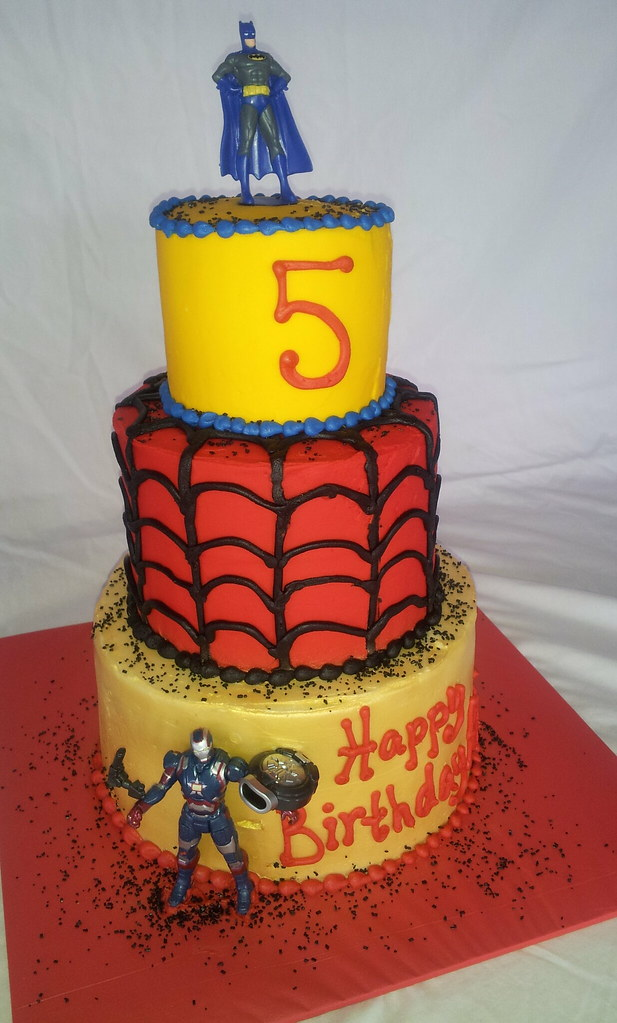 The Worlds Best Photos Of Cake And Superman Flickr Hive Mind
