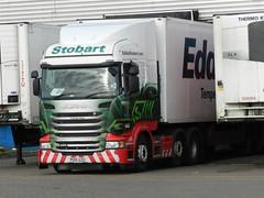 PO15UZU H2393 Eddie Stobart Scania 'Isabella Rose' (graham19492000) Tags: eddie scania stobart eddiestobart isabellarose h2393 po15uzu