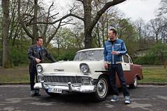 Alt Auto Treffen am Vlkerschlachtdenkmal (ingrid eulenfan) Tags: auto old alt leipzig oldtimer treffen mnner vlkerschlachtdenkmal alteautos