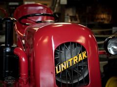 Vintage Farm Technology (spline_splinson) Tags: tractor de deutschland rust traktor transportation antiquetractor oldtechnology oldtractor badenwrttemberg vintagefarmequipment uhldingenmhlhofen unitrak