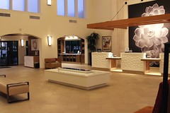 Embassy Suites Palm Desert (Prayitno / Thank you for (10 millions +) views) Tags: california ca family hotel design desert desk designer interior hilton indoor front palm embassy lobby springs suites konomark