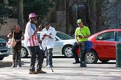 dancin' in the street (Kurtsview) Tags: street people music charlotte motown entertainers