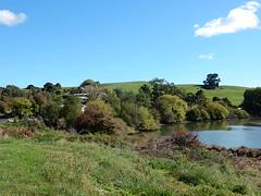 Bucolic Beauty (mikecogh) Tags: green rural pretty hills riverbank bucolic devonport donriver